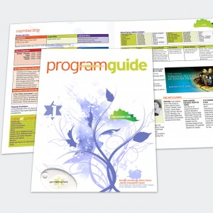 Rejuvenate in '08 Program Guide