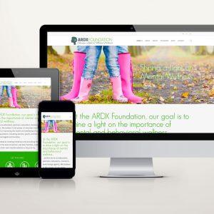 ARDX Foundation website