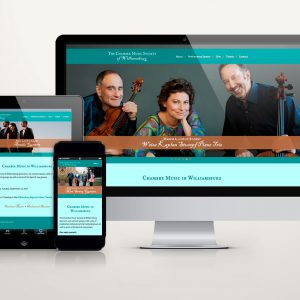 The Chamber Music Society of Williamsburg website